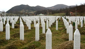 REMEMBERING SREBRENICA 20th ANNIVERSARY OF A CRIME AGAINST HUMANITY