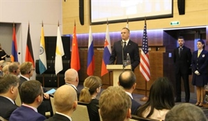 INTERNATIONAL FORUM OF INTERCITY DIPLOMACY WAS HOSTED BY A PEACE MESSENGER CITY VOLGOGRAD
